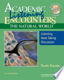 Academic Listening Encounters: The Natural World Teacher's Manual  : Listening, Note Taking, and Discussion