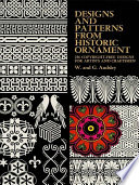 Designs and Patterns from Historic Ornament Book
