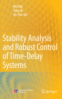 Stability Analysis and Robust Control of Time Delay Systems