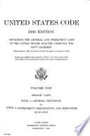 United States Code Book PDF