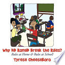 Why Did Ronald Break The Rules  Book PDF