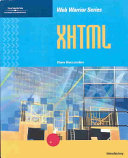 XHTML Introductory