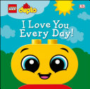Lego Duplo I Love You Every Day