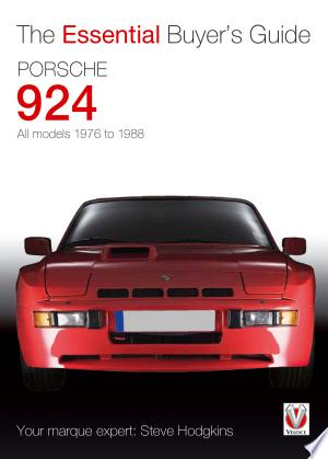 Download Porsche 924 Free Books - eBookss.Pro