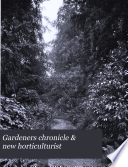 Gardeners Chronicle New Horticulturist Book PDF