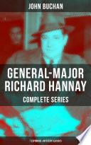 General Major Richard Hannay Complete Series 7 Espionage Mystery Classics