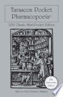 Tarascon Pocket Pharmacopoeia 2011 Classic Shirt-Pocket Edition