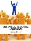 The Public Speaking Handbook Book PDF