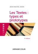 Pdf Les Textes : types et prototypes - 4 éd. Telecharger