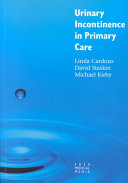 Urinary Incontinence in Primary Care Book