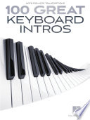 100 Great Keyboard Intros Songbook