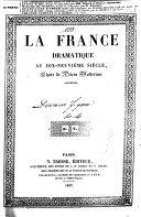 Le dernier Figaro ou cinq journées d'un siècle