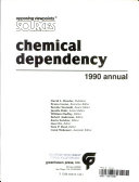 Chemical Dependency Annual 1990