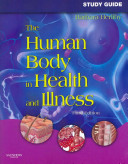 Cover of Study Guide for the Human Body in Health and Illness