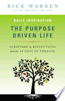 Daily Inspiration for the Purpose Driven Life Book