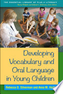 Developing Vocabulary and Oral Language in Young Children Book PDF