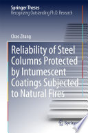 Reliability of Steel Columns Protected by Intumescent Coatings Subjected to Natural Fires
