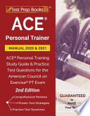 ACE Personal Trainer Manual 2020 and 2021