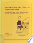 Waste Management in the Coastal Areas of the ASEAN Region