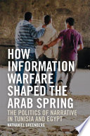 How Information Warfare Shaped the Arab Spring