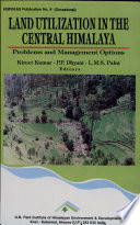 Land Utilization in the Central Himalaya