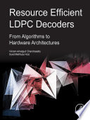 Resource Efficient LDPC Decoders