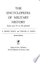 The Encyclopedia of Military History