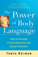 Pdf The Power of Body Language Telecharger