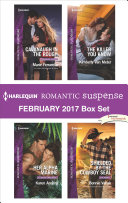 Harlequin Romantic Suspense February 2017 Box Set