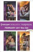 Harlequin Romantic Suspense February 2017 Box Set