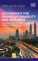 Governance for Urban Sustainability and Resilience