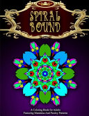 Spiral Bound Mandala Coloring Book   Vol 8
