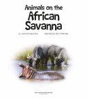 Animals on the African Savanna