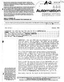 A-E-C- Automation Newsletter
