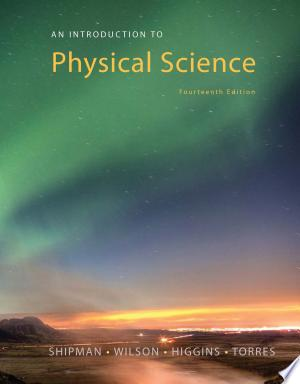 Free Download An Introduction to Physical Science PDF - Writers Club