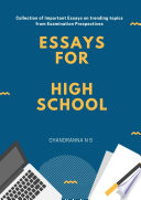Essays for High School