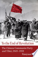 To the End of Revolution