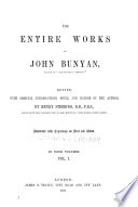 The Entire Works of John Bunyan Book