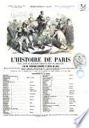 L'histoire de Paris trois actes et quatorze tableaux, dont un prologue par Theéodore Barrière et Henry de Kock