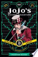 JoJo's Bizarre Adventure: Part 1--Phantom Blood, Vol. 2