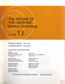 The Realm of Science  The nature of the universe  modern cosmology