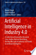 Artificial Intelligence in Industry 4 0 Book