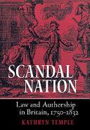 Scandal Nation