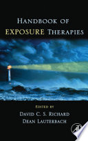Handbook of Exposure Therapies Book