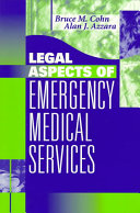 Legal Aspects of Emergency Medical Services Book