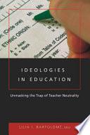 Ideologies In Education