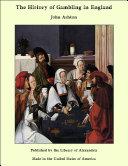 The History of Gambling in England Pdf/ePub eBook