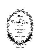 Music In The British Isles 1700 To 1800