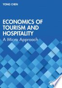 Economics of Tourism and Hospitality