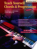 Alfred s Teach Yourself Chords   Progressions at the Keyboard Book PDF
